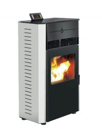 NatureHeat Pellet Heater PE-08-D
