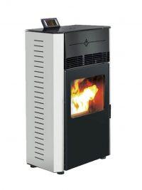 NatureHeat Pellet Heater PE-08-D